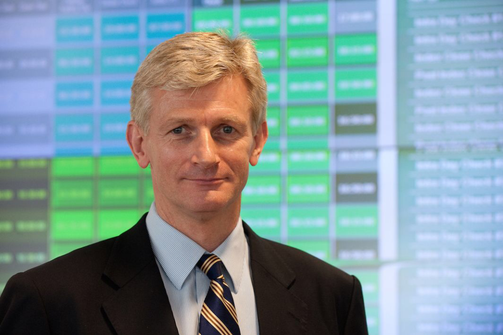 ITRS Group CEO, Guy Warren, The Stack