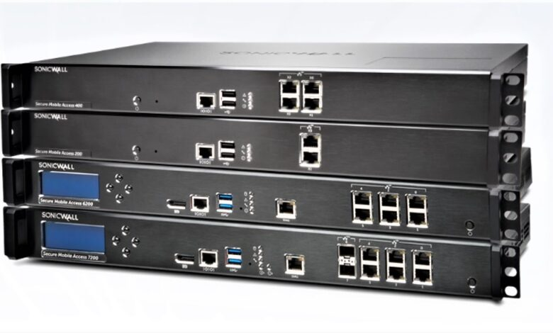 sonicwall hacked