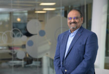 "Photo of TSB COO Suresh Viswanathan on building an IT team, tackling an analogue legacy, and ""innovating on the fly"""