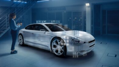 Photo of Bosch and Microsoft tie-up will see cars download software from the cloud, at scale.