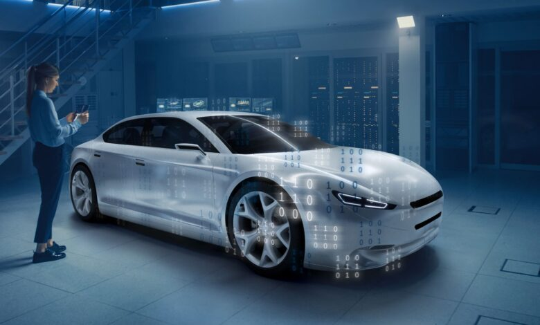 bosch and microsoft cloud to car