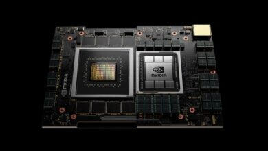 Photo of NVIDIA launches its first-ever CPU: But it won't be coming to a laptop near you soon…
