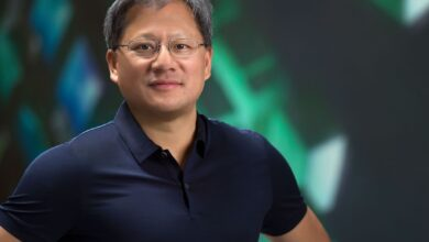 """Photo of NVIDIA CEO: """"Half the CPU cores in DCs are not running apps. That's strange…"""""""