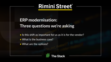 Photo of Three questions to ask about your ERP future