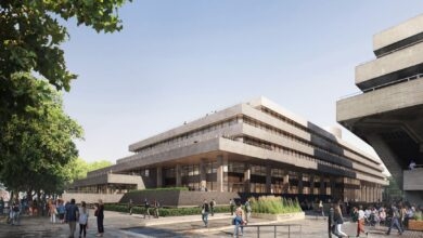 Photo of IBM waves bye to brutalist HQ – to move in with Shell, allow hybrid work.