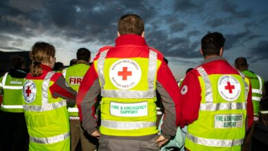 Photo of British Red Cross: Navigating change means not always having the answers.