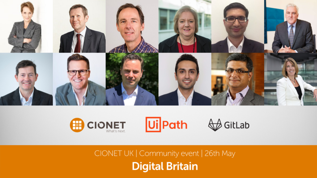 Digital Britain - the launch of a national movement