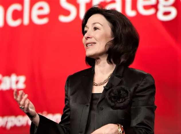 Oracle CEO Safra Katz vows to double Oracle cloud capex