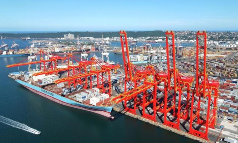 transnet hacked as south african firm admits terminal issues