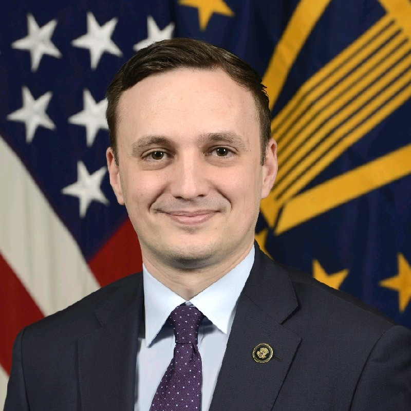 US Air Force Chief Software Officer Nicholas M. Chaillan quits, drops mic.