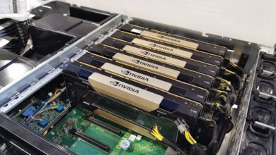 Photo of You can now use AWS to run GPU workloads — in containers, on-premises